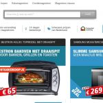Homepage magnetron.nl