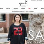 Yoek een klarna kledingwinkel