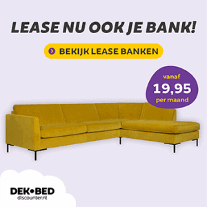 dekbed-discounter-bank-leasen