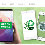 Greenmobile refurbished telefoons met afterpay
