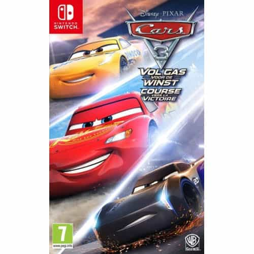 Cars 3 (Nintendo Switch)
