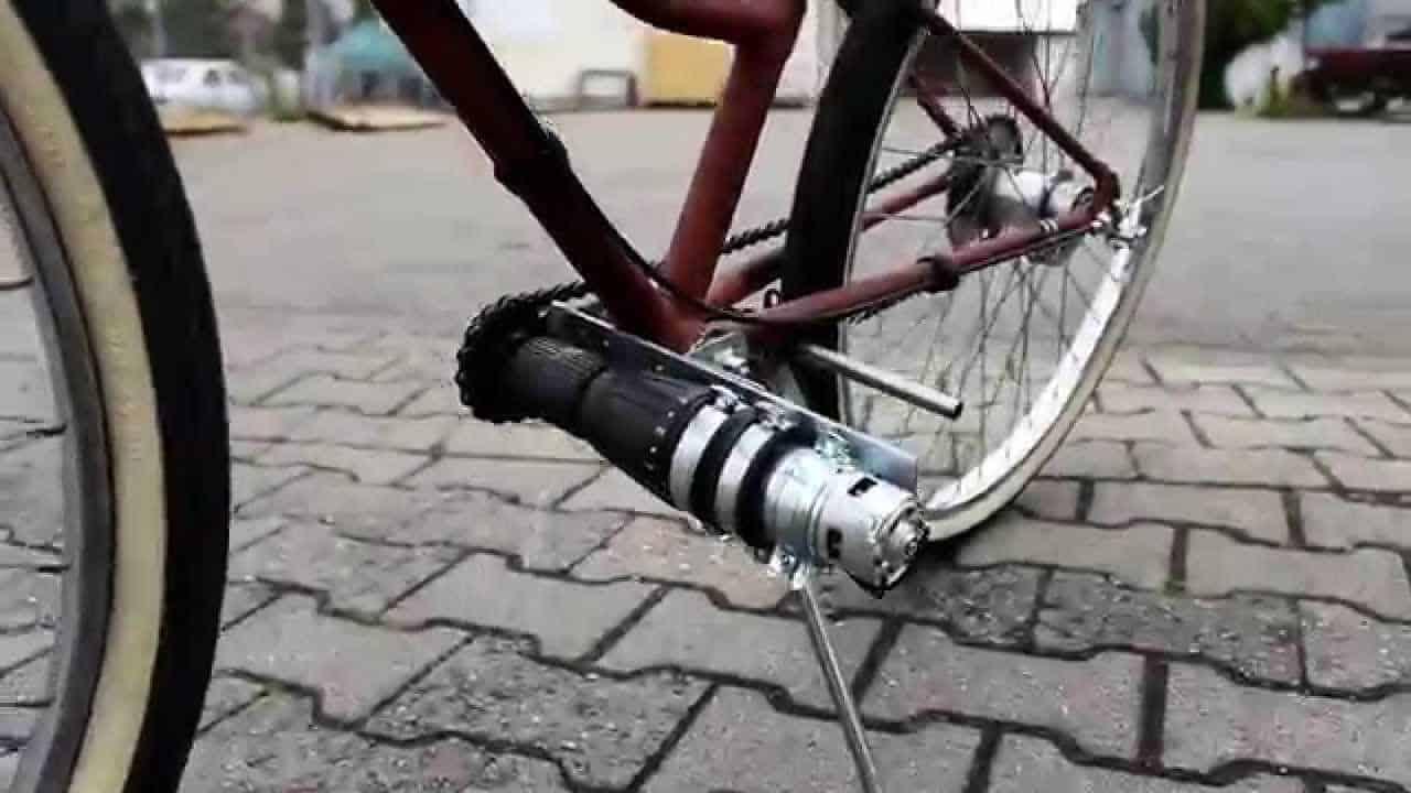 E bike op afbetaling