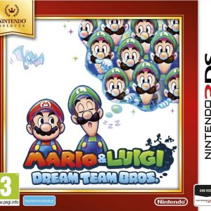 Mario and Luigi Dream Team Bros (Nintendo Selects)