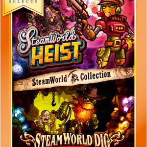 Steamworld Collection (Nintendo eShop Selects) (verpakking Duits, game Engels)