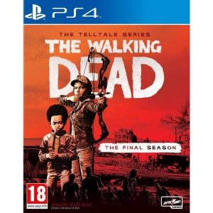 The Walking Dead: The Final Season Ps4 Game