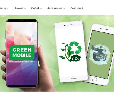 Achteraf betalen met AfterPay bij Green Mobile