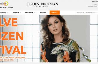 Achteraf betalen met afterpay bij Jeroen Beekman