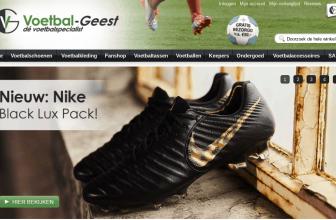 Achteraf betalen met Afterpay bij Voetbal-Geest